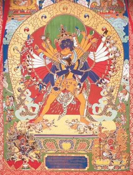 Kalachakra Tantra - The Wisdom Experience